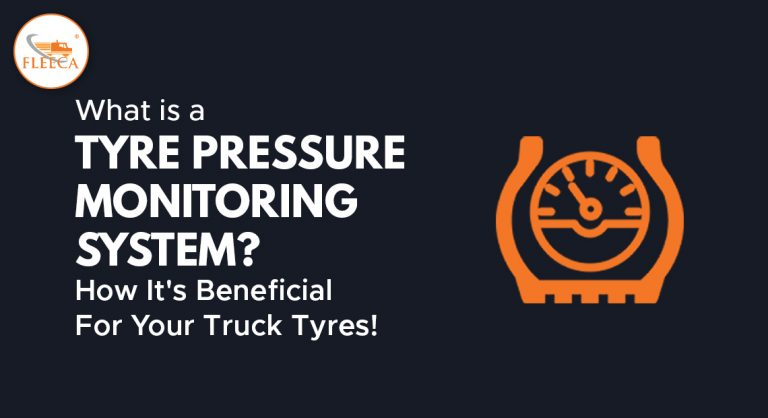 What is a Tyre pressure monitoring system? How it's beneficial for your truck tyres!