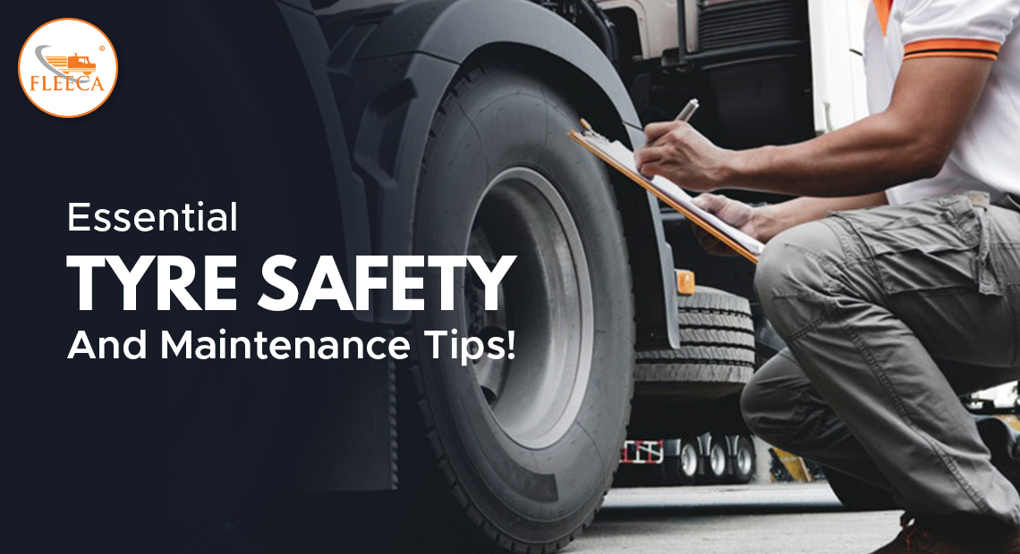 Essential Tyre safety and maintenance tips!