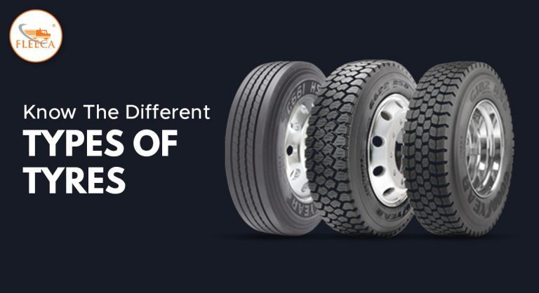 Know the different types of tyres