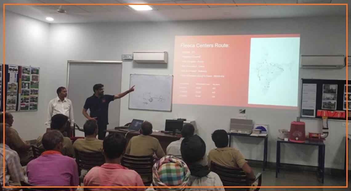 Driver Training Program – September 2019
