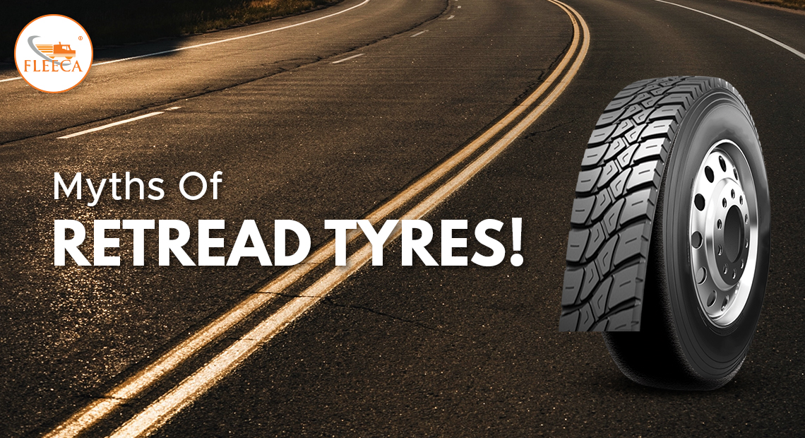 Myths of Retread Tyres!