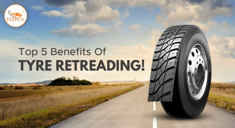 Top 5 benefits of tyre retreating!