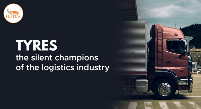 Tyres: the silent champions of the logistics industry