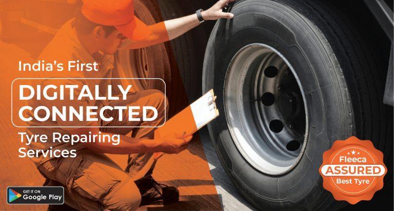 Fleeca Assured Best Tyre | India's first Digitally Connected Repairing services: FLEECA CENTERS